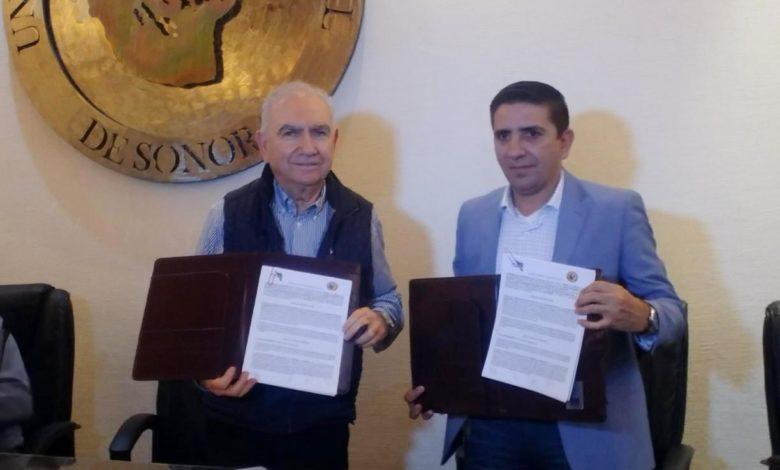 Photo of Firman convenio UGRS y la asociación civil Fuerza 72 UNO's